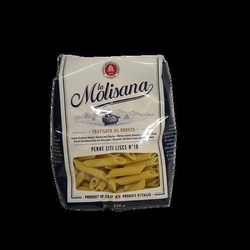 La Molisana Penne Ziti Lisce No. 18 Pasta