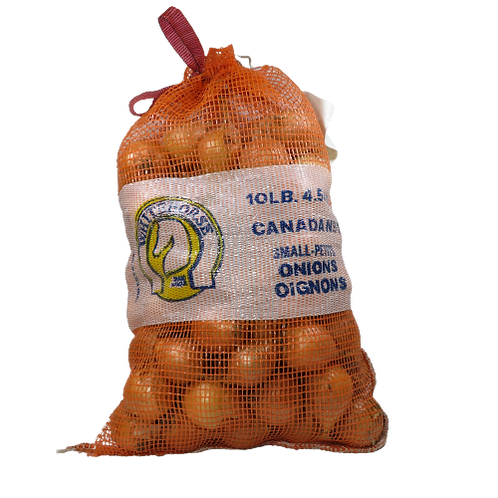 Small Cooking Onions (10 lb. Bag)