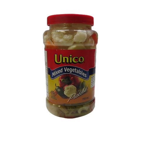 Unico Mixed Vegetables – Pickled