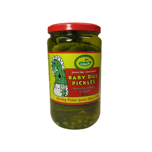 Lakeside Baby Dill Pickles