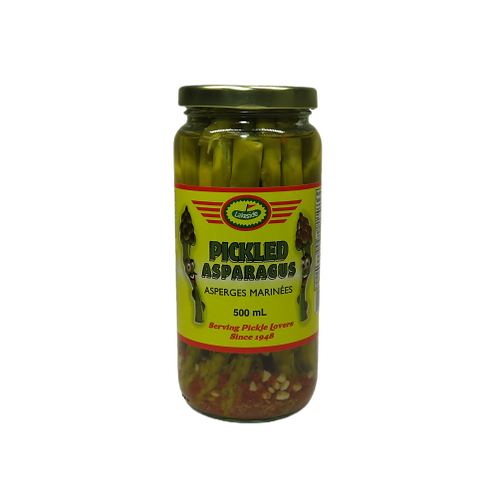Lakeside Pickled Asparagus