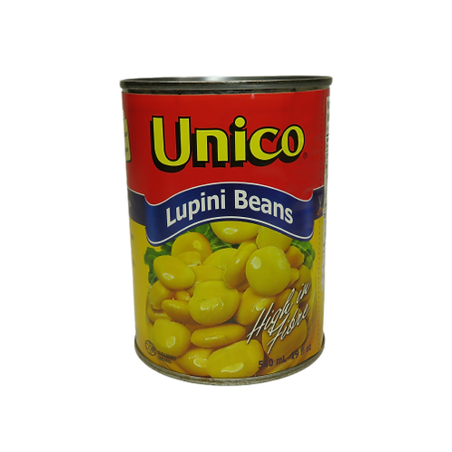 Unico Lupini Beans (canned)
