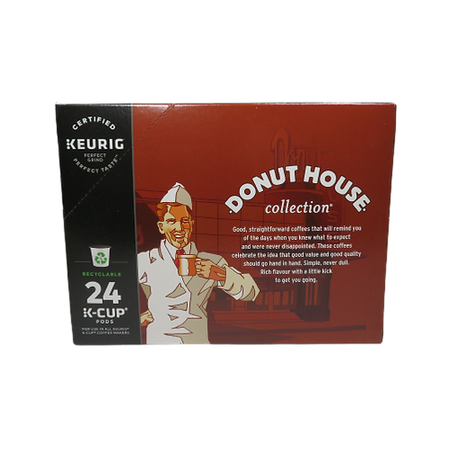 Donut House Collection Light Roast Coffee Keurig K-Cups