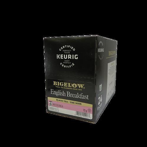 Big-e-Low English Breakfast Tea Keurig K-Cups