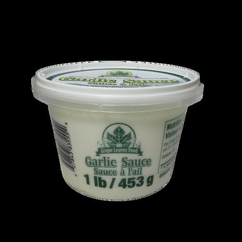 Grape Leaves Food Garlic Sauce – Medium