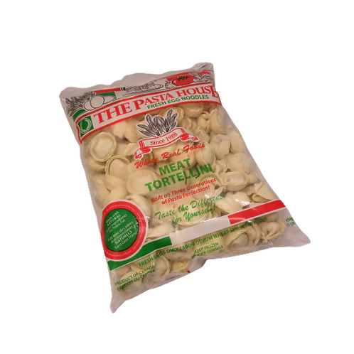 Fresh Egg Noodle – Meat Tortellini