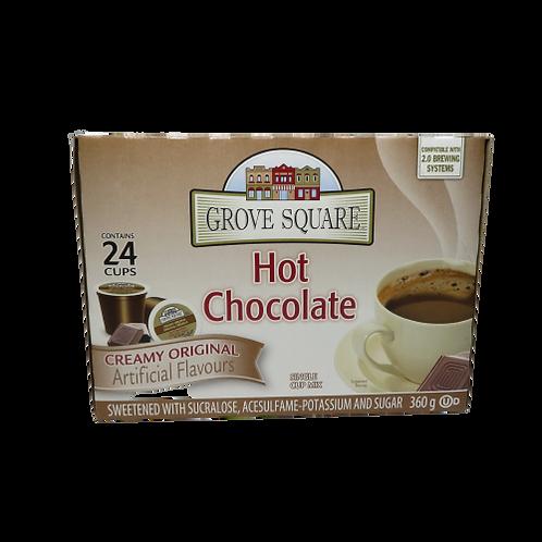 Grove Street Hot Chocolate Keurig K-Cups
