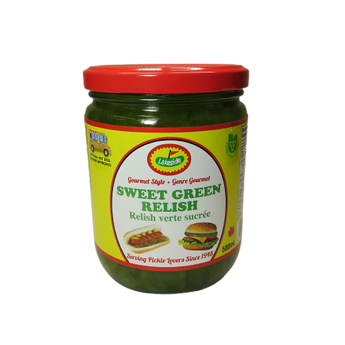 Lakeside Sweet Green Relish