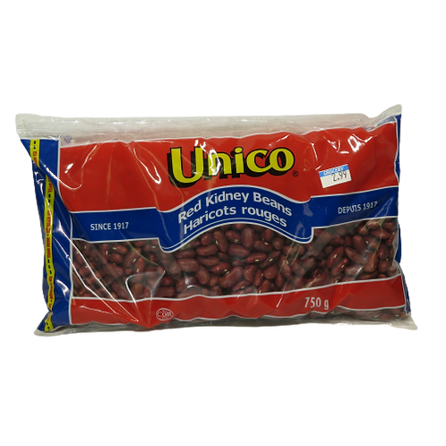 Unico Red Kidney Beans (package)
