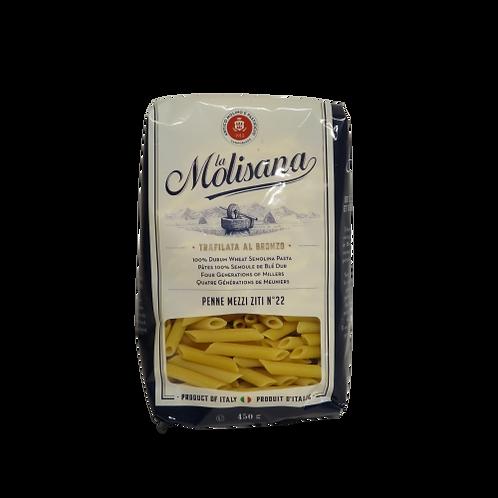 La Molisana Penne Mezzi Ziti No. 22 Pasta