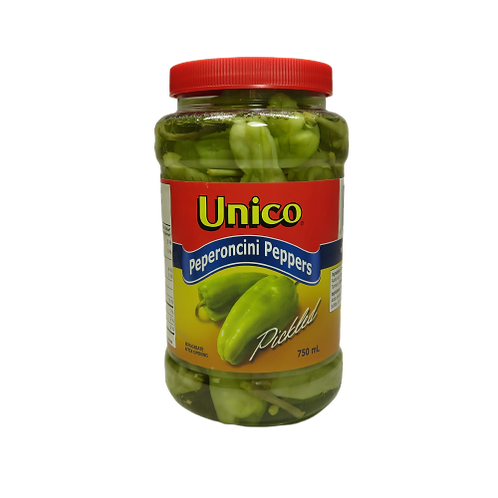 Unico Peperoncini Peppers – Pickled
