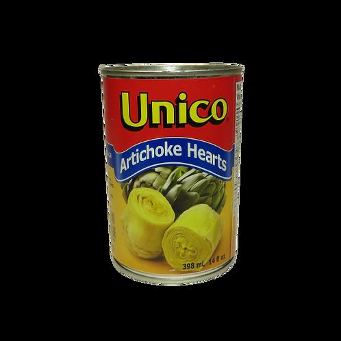 Unico Artichoke Hearts (canned)