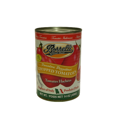 Borrelli Pomodori Pezzettoni – Chopped Tomatoes