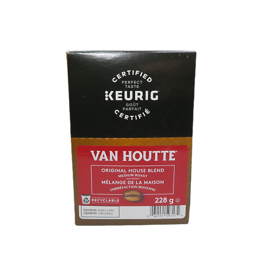 Van Houtte Original House Blend Keurig K-Cups