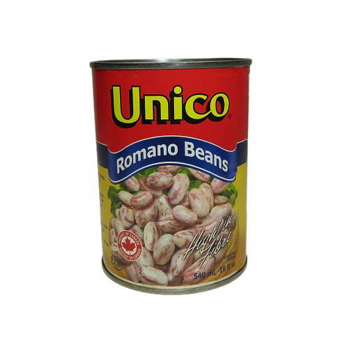Unico Romano Beans (canned)