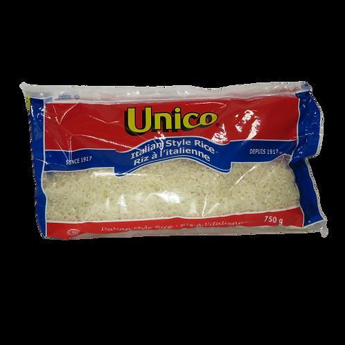 Unico Italian Style Rice (package)