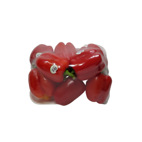 Red Peppers (package of 8)