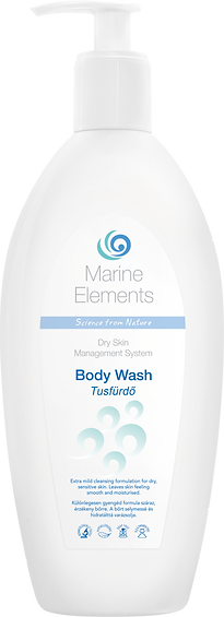 Marine Elements Body Wash