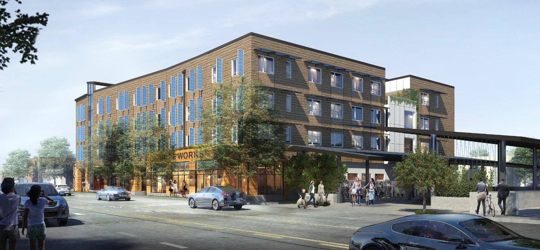 HopeWorks Station II rendering