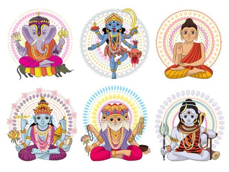 The Four Key Beliefs of Hinduism