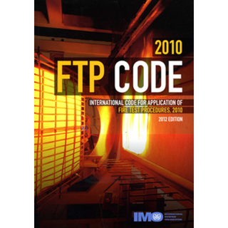 FTP Code - International Code for Application of Fire Test Procedures