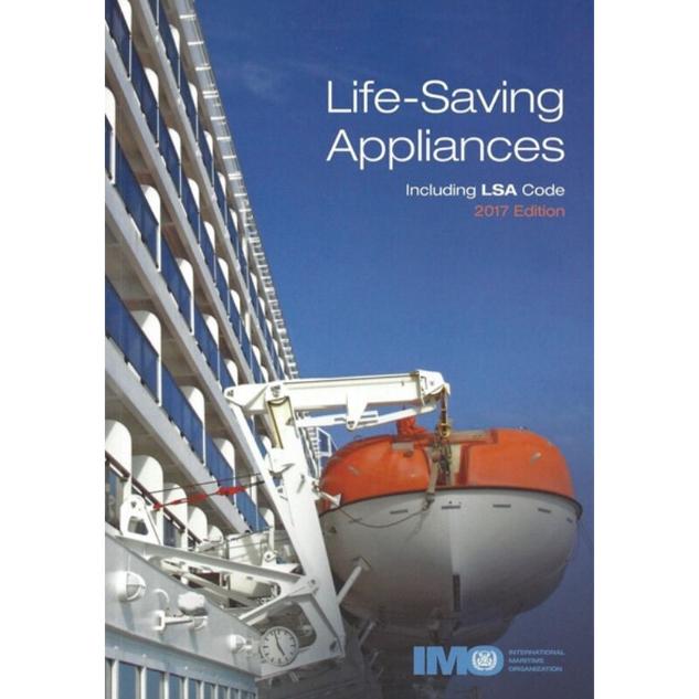 Life-Saving Appliances (including LSA Code), 2017 Edition e-book