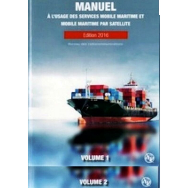 Manual for use by the Maritime Mobile and Maritime Mobile-Satellite Services CD-ROM