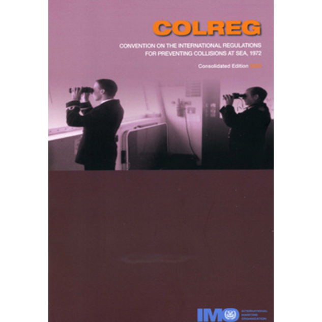 COLREG - Convention on the International Regulations for Preventing Collisions at Sea, 1972