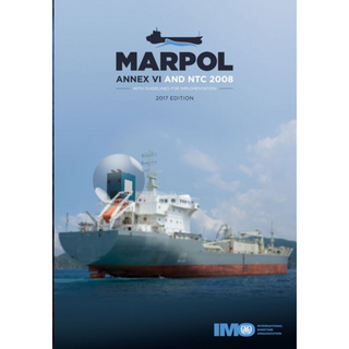 MARPOL Annex VI and NTC 2008, e-book