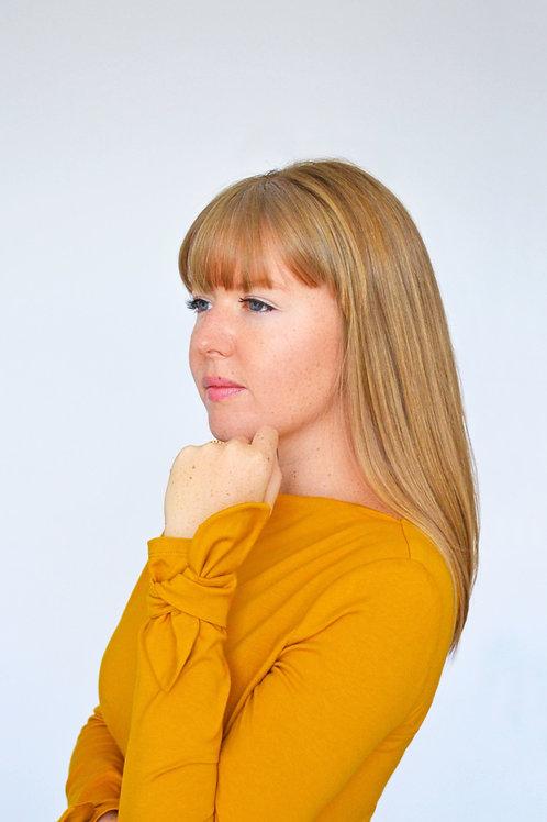 Audrey Tee - Mustard