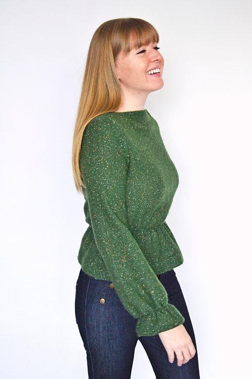 Hannah Sweater - Green