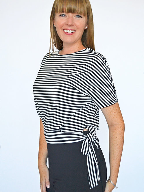 Simone Tee - Stripe