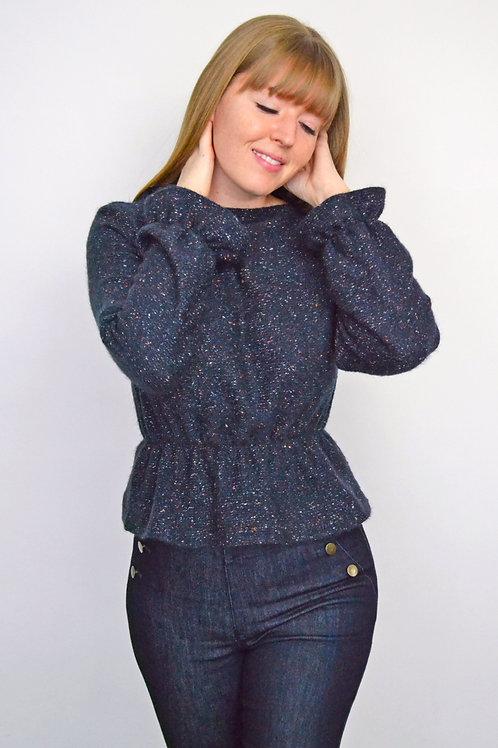 Hannah Sweater - Navy