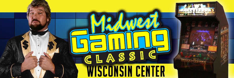 Midwest Gaming Classic Billboard