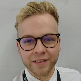 Daniel Rooney - 2016/17 history trainee