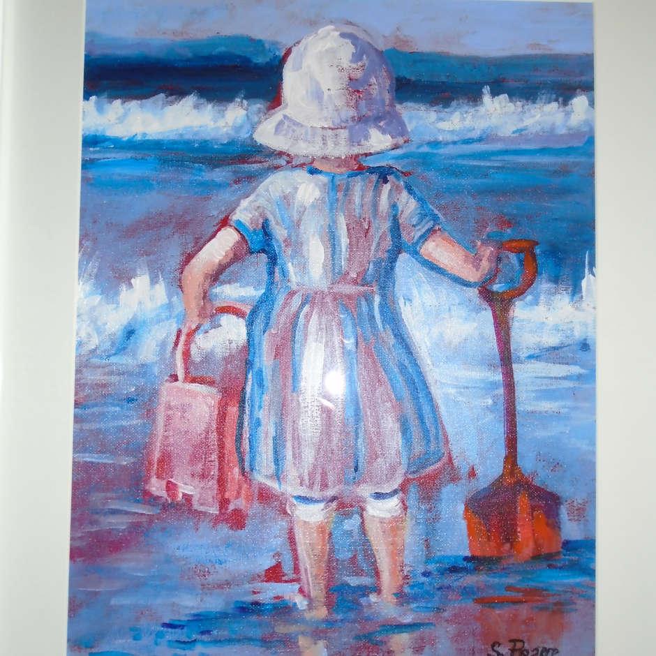 'Summer Days' Sharon Pearce