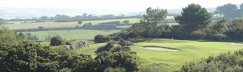 golf des abers Brest Bretagne trou magni