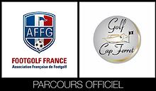 Golf officiel AFFG Golf Cap Ferret.png