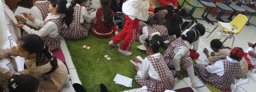 Kids Read Literacy Programme