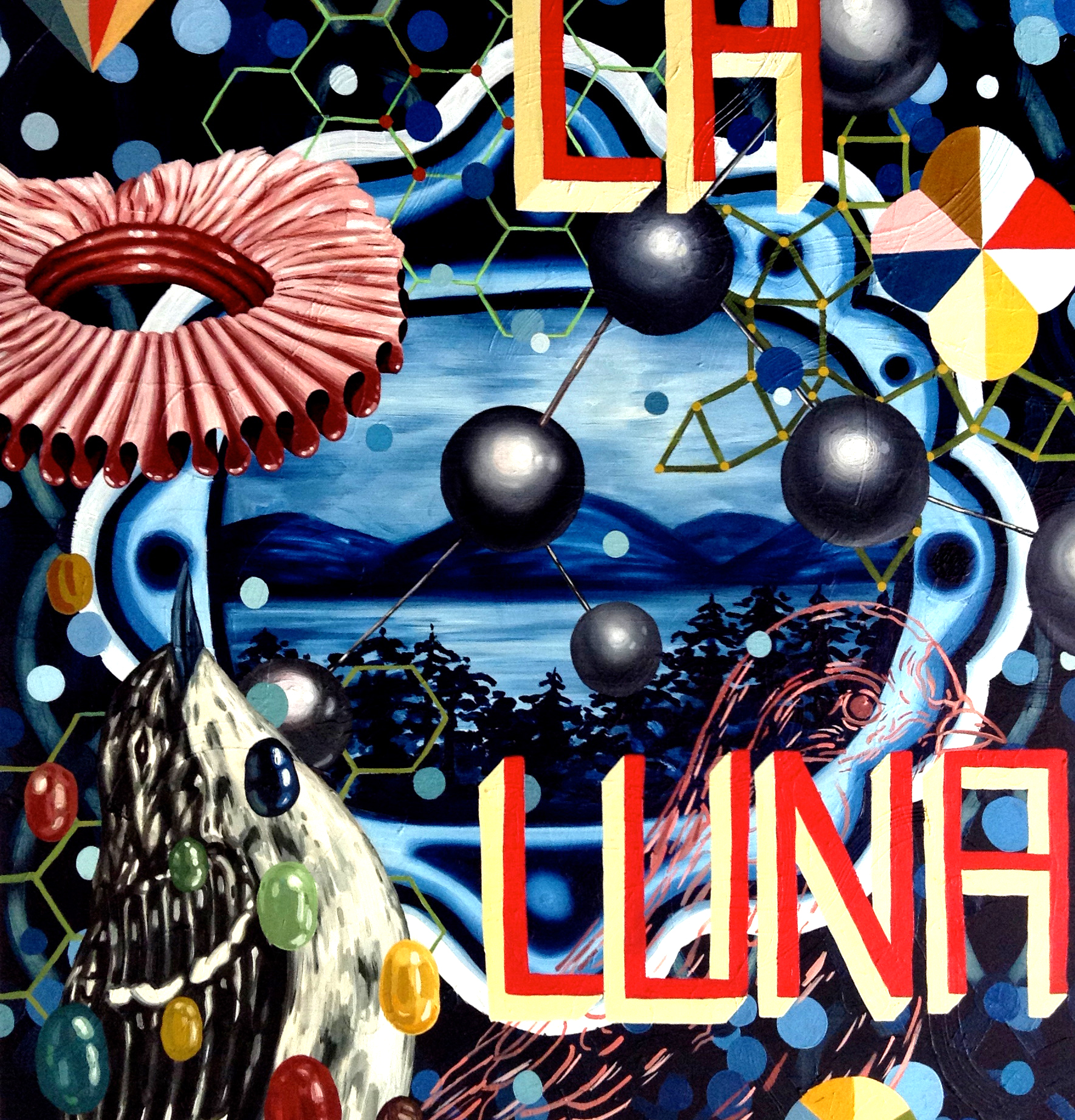 La Luna revised