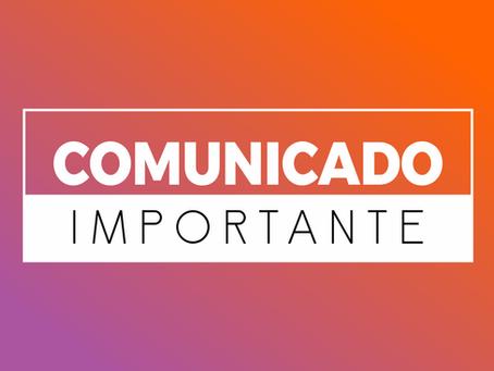 CLUBE DE CAMPO e COLÔNIA DE FÉRIAS FECHADOS!