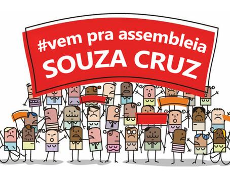 Souza Cruz - Edital de Convocação - Assembleia Geral Extraordinária
