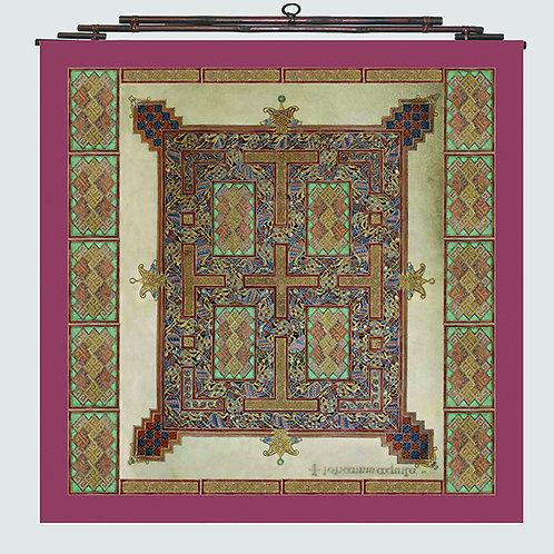St. John's Gospel Silk