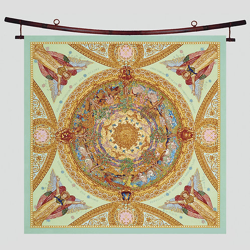 Creation of the Birds Silk