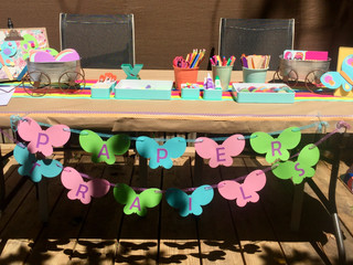 Helping Hands Family Child Care Butterfly Extravaganza!
