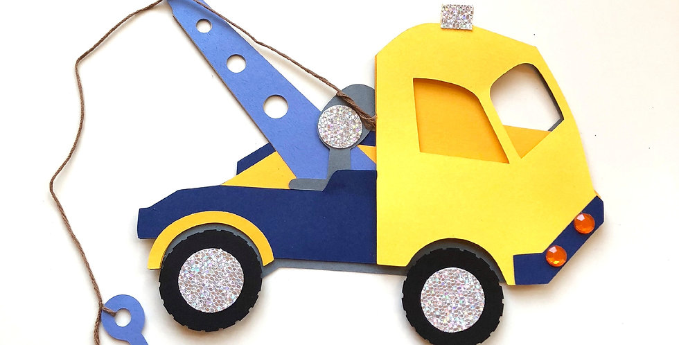 Land, Sea and Air: Tow Truck, Pirate Masks & Rocketship Wrist Puppet