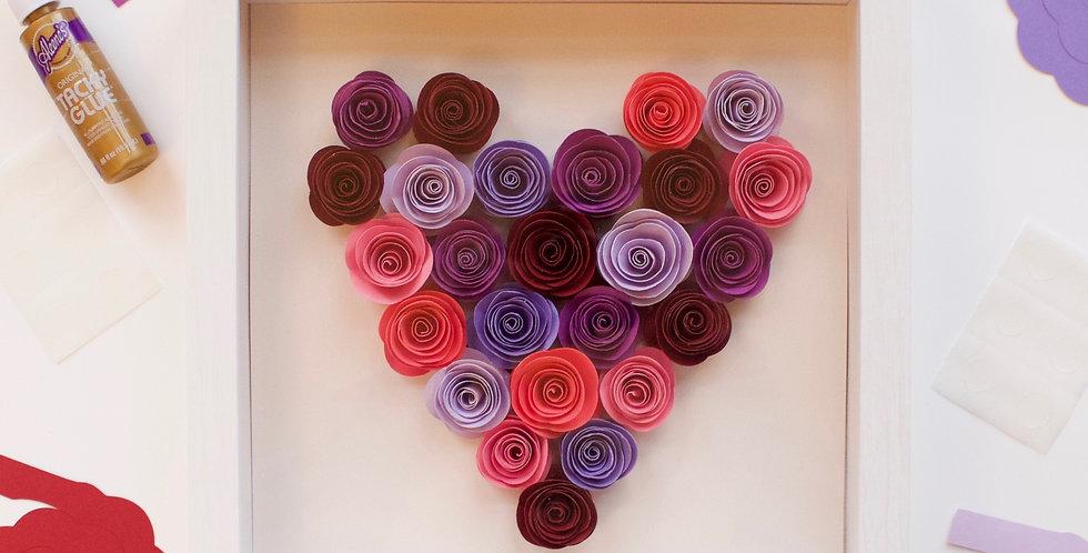 Valentine's Day Virtual Pop Up Event