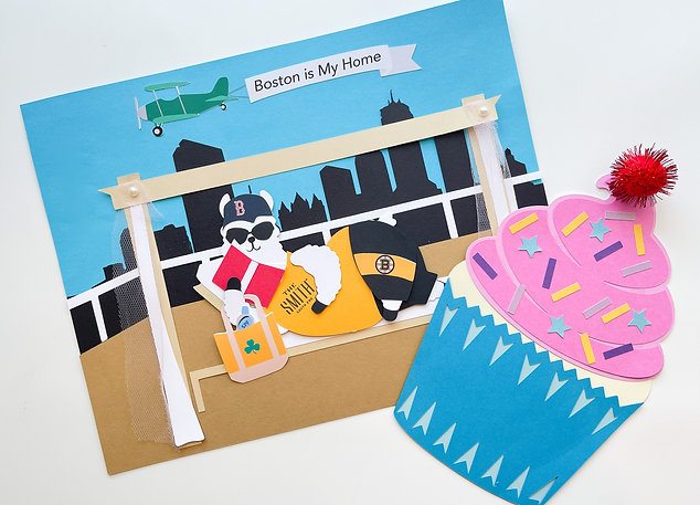 Look What's New! Hospitality Welcome Craft Kits