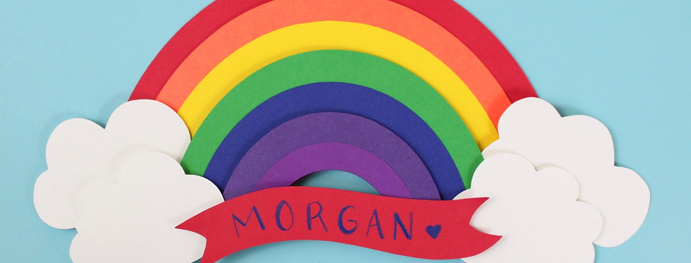 Rainbow Craft Party