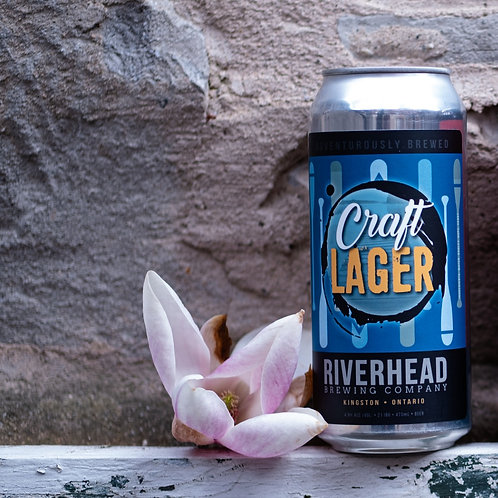 Riverhead Craft Lager